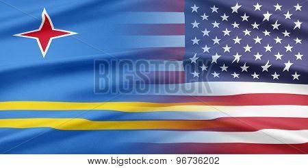 USA and Aruba