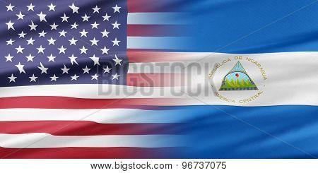 USA and Nicaragua