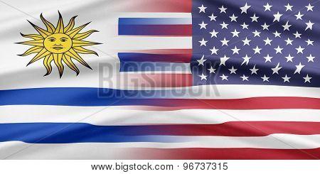 USA and Uruguay