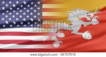 USA and  Bhutan.