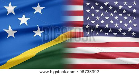 USA and Solomon Islands.