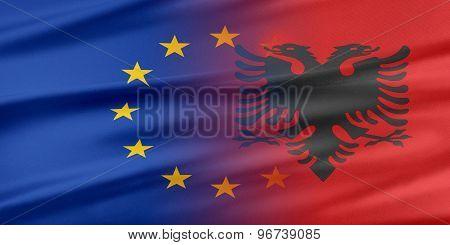 European Union and Albania.