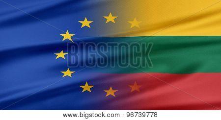 European Union and Lithuania.