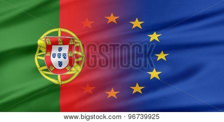 European Union and Portugal.
