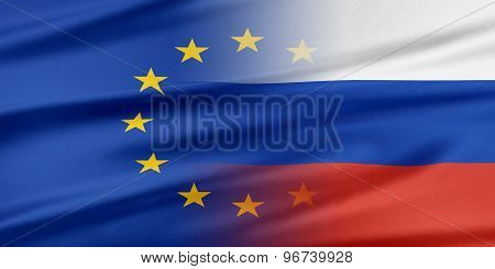 European Union and Russia.