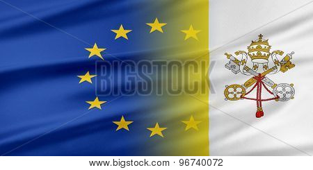 European Union and Vatican.