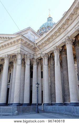 Kazan Cathedral in St.-Petersburg, Russia