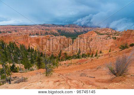 Peek-a-boo Loop Trail Bryce Canyon