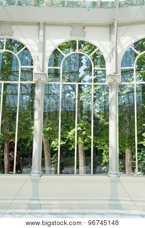 Window In The Crystal Palace