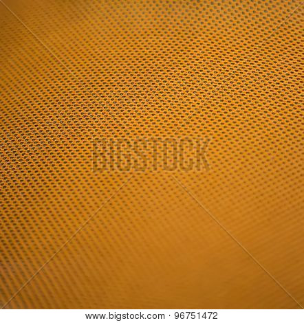 Orange Metal Pattern