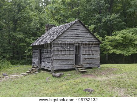 Jim Bales Log Cabin, Great Smoky Mountains National Park