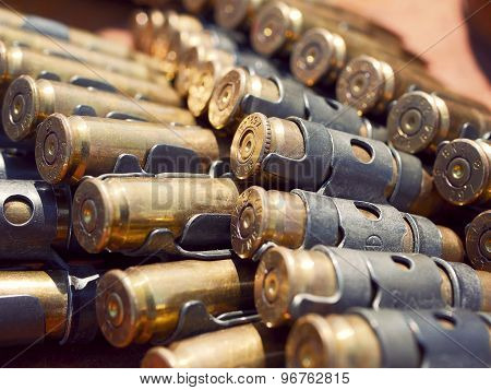 A Bunch of Bullets