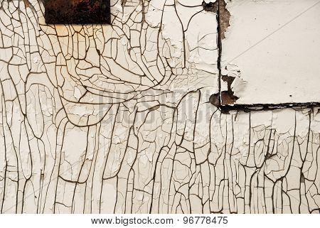 Abstract natural cracked pattern