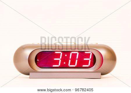 Digital Watch 3:03
