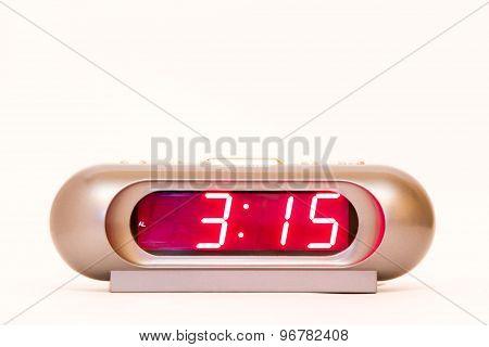 Digital Watch 3:15