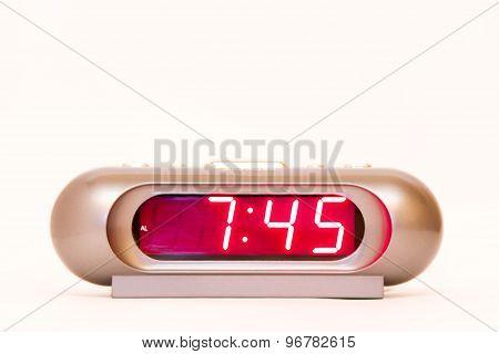 Digital Watch 7:45