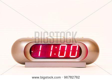 Digital Watch 11:00