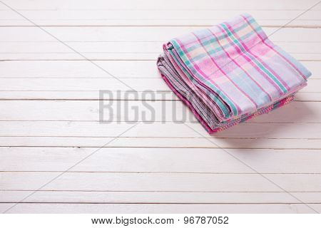 Colorful Kitchen Towels