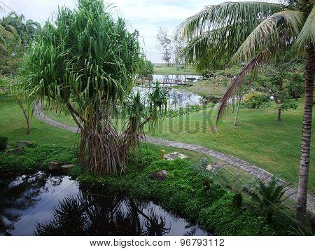 Nexus Resort and Spa Karambunai resort in Kota Kinabalu,  Malaysia