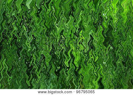 creative abstract green texture