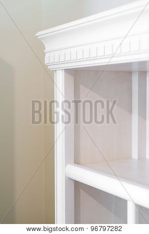 Home Decorative Furnishings -wooden Closet Detail