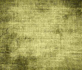 pic of khakis  - Grunge background of dark khaki burlap texture for design - JPG