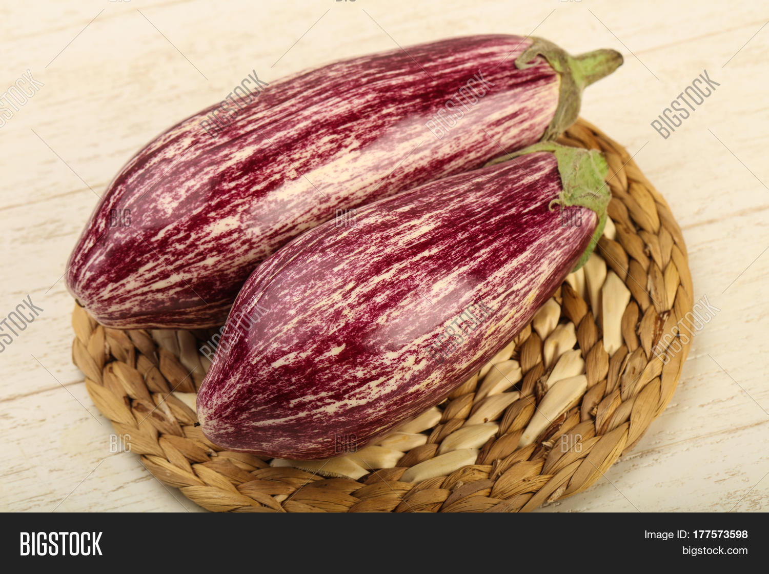how to tell if eggplant is ripe