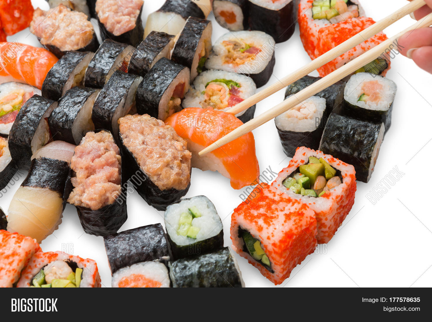 Japanese food restaurant delivery image photo bigstock for Asian cuisine delivery