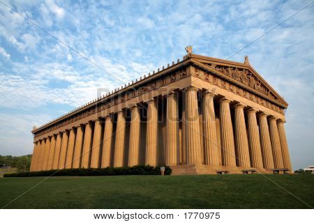 Parthenon In Nashville
