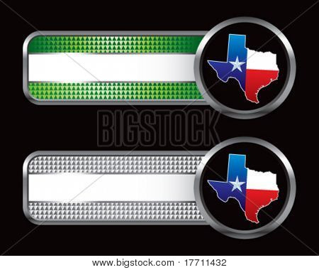 lonestar state green and silver checkered templates