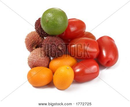 Mini Fruits And Vegetables Contest