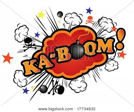 Kaboom comic book