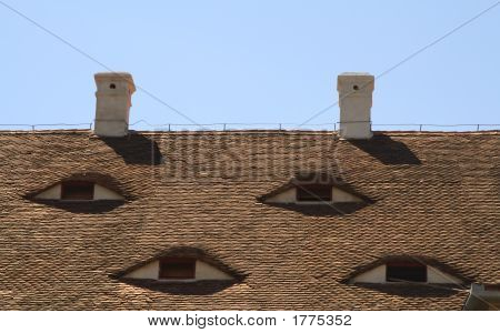 Roofs Eyes