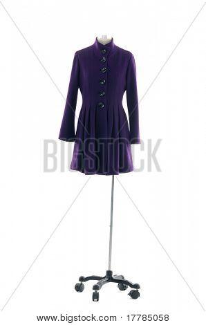 fashion clothing hanging as display