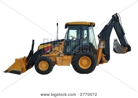 Construction Bulldozer Tractor