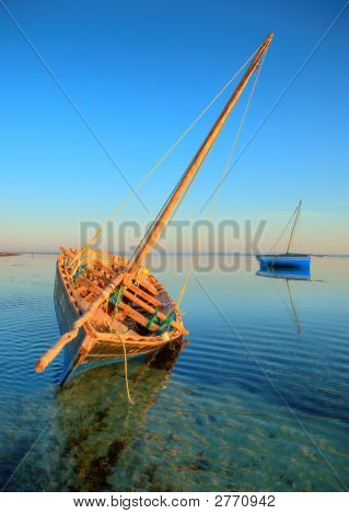 Dream Vacation Isalnd Dhow Boat