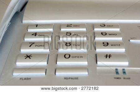 Toetsenbord telefoon