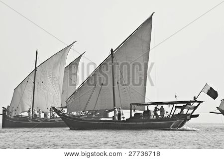 Arabian Dhows