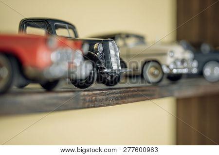 Vintage Inspired Retro Car Models