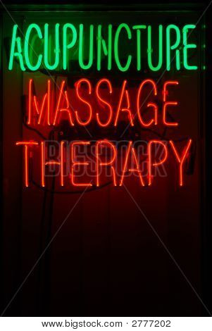 Acupuncture Massage Therapy