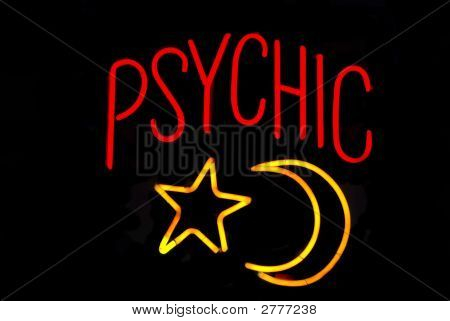 Psychic Moon Star