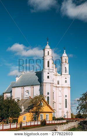 Luzhki Vitebsk Region Belarus Church