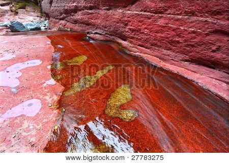 Red Rock Canyon de Canadá
