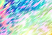 Psychedelic Colored Abstract Background. Fantastic Color Background. poster