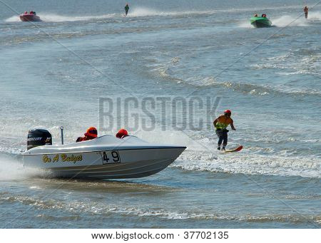 Waterski Racing