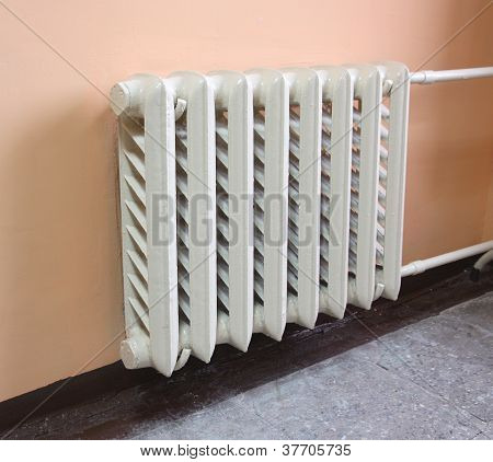Heating Radiator.