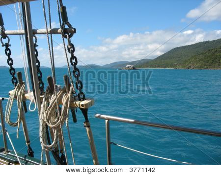 Whitsunday Sailing