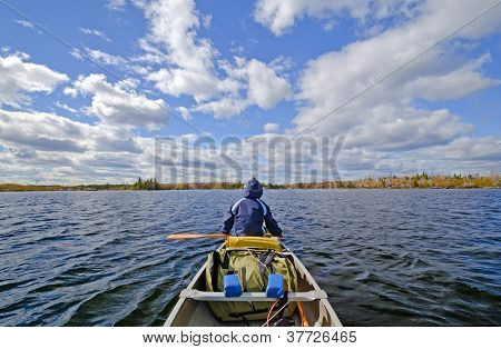Heading Out Onto Open Waters