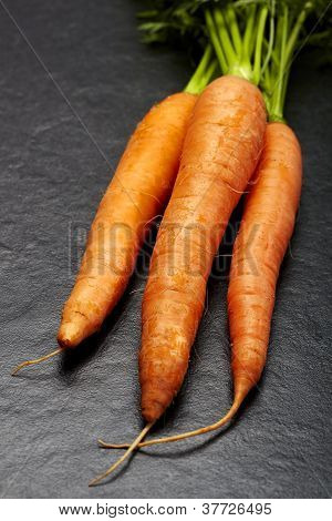 Carrots With Green