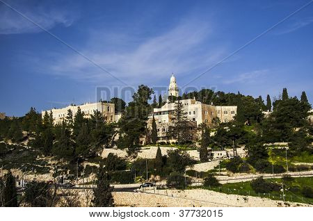 Israel, Mount Olives